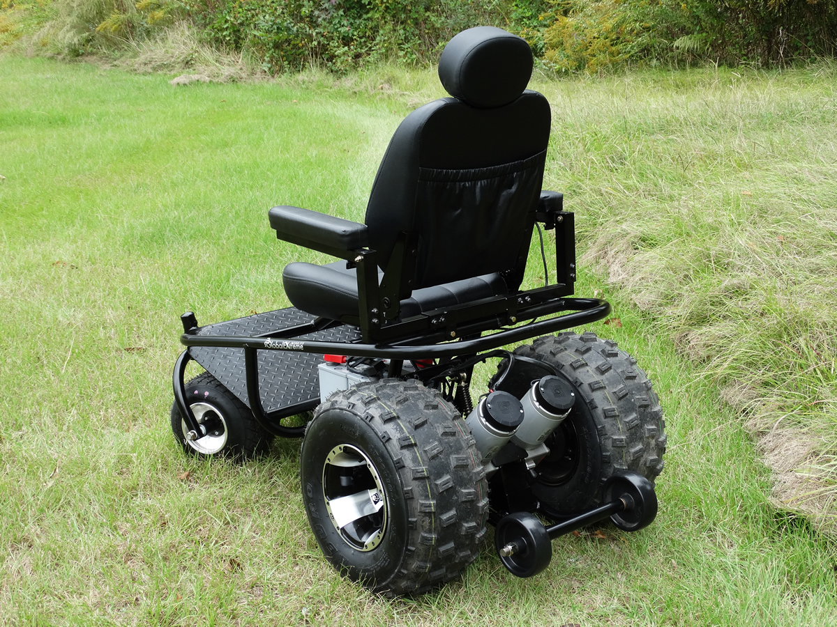 Mobility Scooters For Sale >> Outdoor Extreme Mobility...Powered Wheelchair...A New Definition of Independence