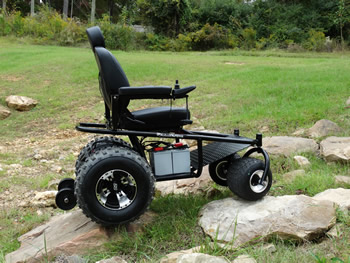 all terrain powered wheelchair