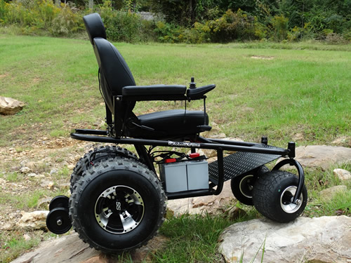 nomad powered wheelchair